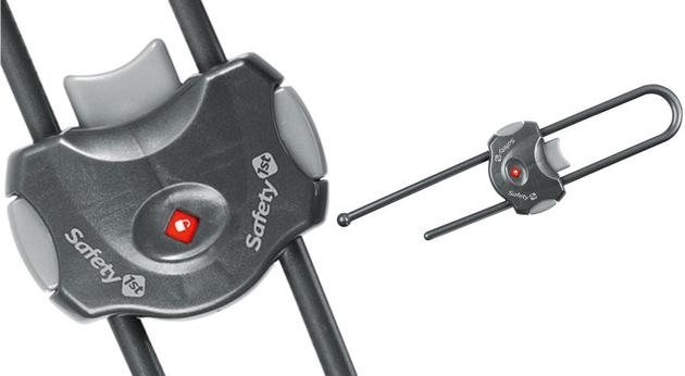 Блокирующие устройства Safety 1st Блокирующее устройство для створчатых дверей 33110039 блокирующие устройства бусинка фиксатор дверей
