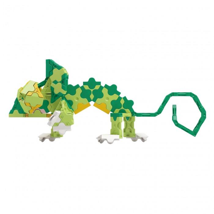 Конструкторы LaQ Animal World Chameleon Хамелеон (175 деталей) конструкторы bridge большой кафе 175 деталей