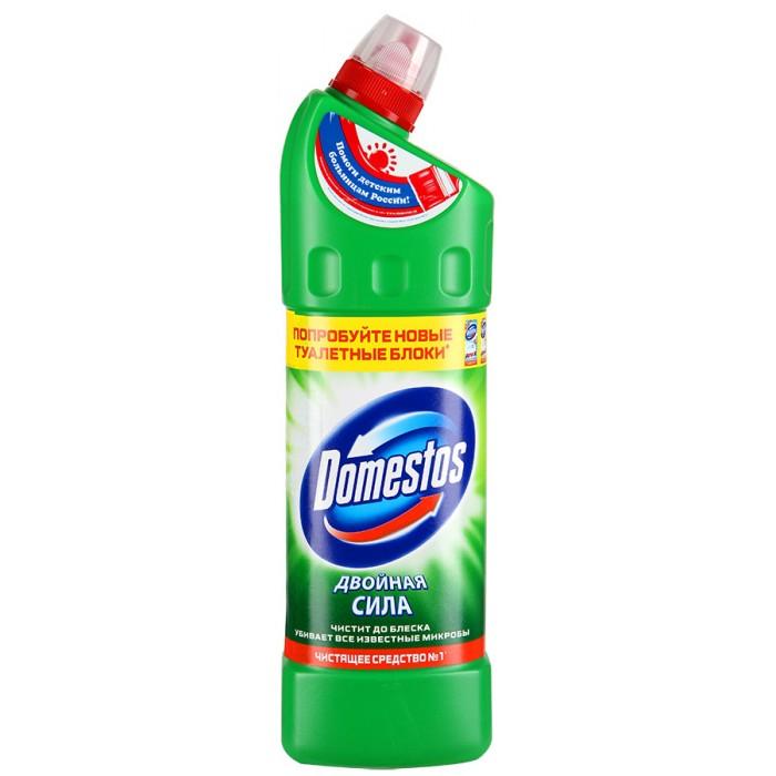 Бытовая химия Domestos Чистящее средство Хвойная свежесть 1 л средство чистящее domestos свежесть атлантики универсальное 1 л