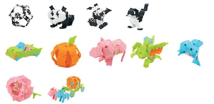 Конструктор LaQ  Basic Pastel (2400 части)Basic Pastel (2400 части)Конструктор LaQ Basic Pastel (2400 части) это безграничные возможности создания плоских и объемных моделей с помощью основных видов деталей и запатентованной системы соединений. Гибкие и прочные элементы выполнены из высококачественного нетоксичного пластика ярких цветов, они легко и надежно соединяются друг с другом, образуя устойчивые конструкции, поэтому с готовой игрушкой можно играть в свое удовольствие.   В наборе представлены фигуры квадрата и треугольника, пять видов соединительных креплений.   Время, проведенное в творчестве с конструктором LaQ – это не только время радости, творчества и вдохновения, но и время для развития полезных навыков ребенка, увлекательной подготовки к школе, развития мелкой моторики рук, выработки аккуратности, усидчивости, внимательности.  В наборе 2400 детали.<br>