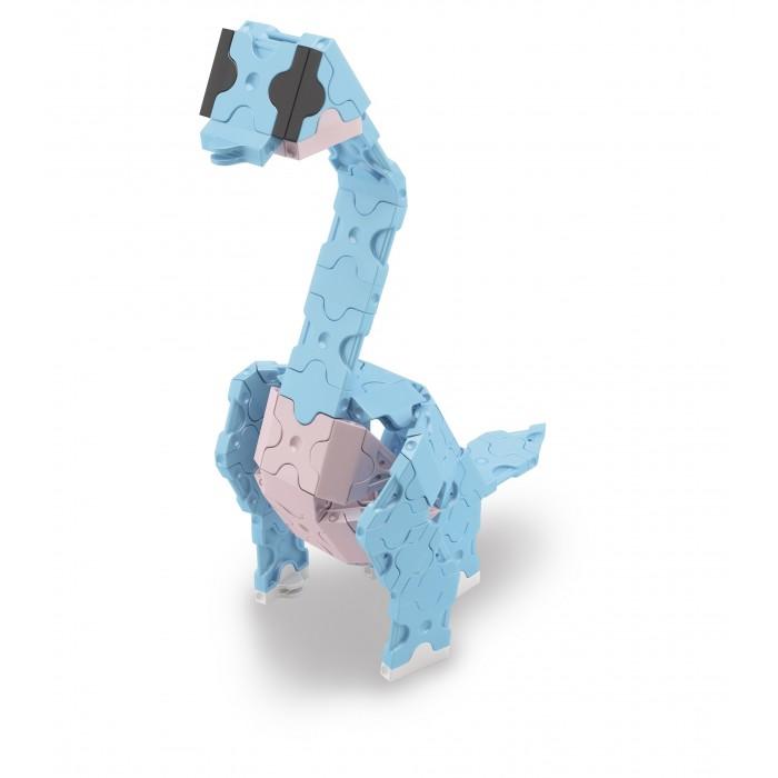 Конструкторы LaQ Dinosaur World Mini Brachiosaurus (88 деталей) конструктор laq mini t rex 88 элементов 771