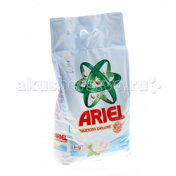 Бытовая химия Ariel Стиральный порошок автомат Белая Роза 3 кг бу автомат для холодной штамповки