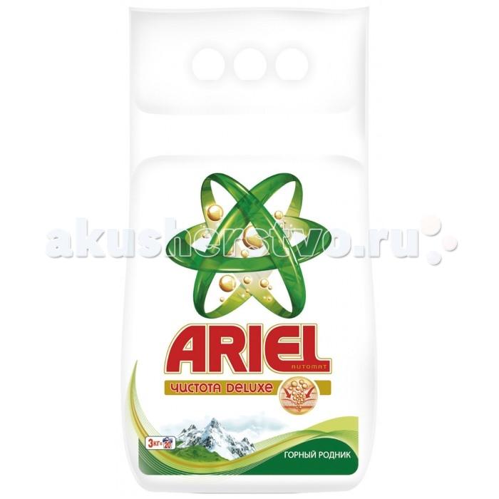Бытовая химия Ariel Стиральный порошок автомат Горный родник 3 кг бу автомат для холодной штамповки