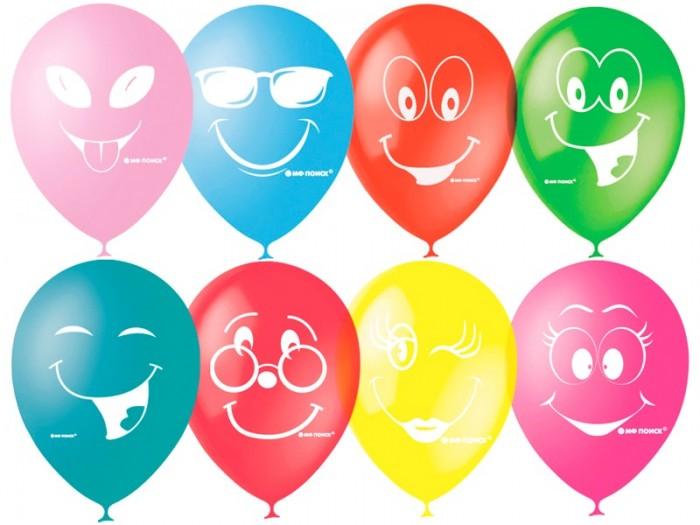 Товары для праздника Поиск Воздушные шары Улыбки 50 шт. товары для праздника поиск воздушные шары с днем рождения 50 шт