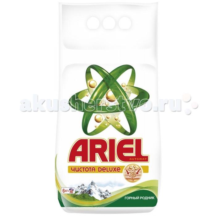 Ariel Стиральный порошок автомат Горный родник 6 кг