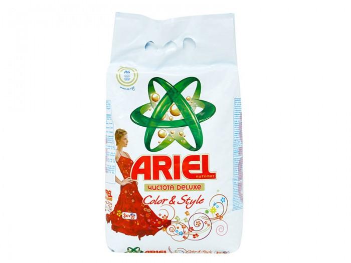 Ariel Стиральный порошок автомат Color&Style 3 кг