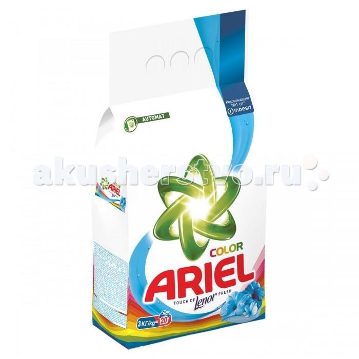 Ariel Стиральный порошок автомат Color Lenor Fresh 3 кг