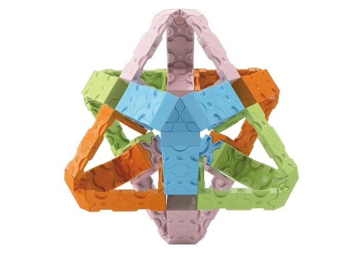 Конструктор LaQ  Free Style Pastel (400 частей)Free Style Pastel (400 частей)Конструктор LaQ Free Style Pastel (400 частей) это безграничные возможности создания плоских и объемных моделей с помощью основных видов деталей и запатентованной системы соединений. Гибкие и прочные элементы выполнены из высококачественного нетоксичного пластика ярких цветов, они легко и надежно соединяются друг с другом, образуя устойчивые конструкции, поэтому с готовой игрушкой можно играть в свое удовольствие.   В наборе представлены фигуры квадрата и треугольника, пять видов соединительных креплений.   Время, проведенное в творчестве с конструктором LaQ – это не только время радости, творчества и вдохновения, но и время для развития полезных навыков ребенка, увлекательной подготовки к школе, развития мелкой моторики рук, выработки аккуратности, усидчивости, внимательности.  В наборе 400 деталей.<br>