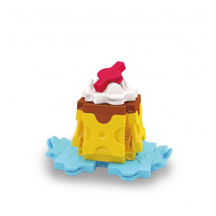 Конструкторы LaQ Petite Pudding Пирожное (28 деталей) цена