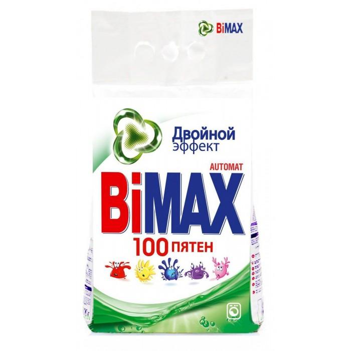 Бытовая химия BiMax Стиральный порошок 100 пятен автомат 4 кг