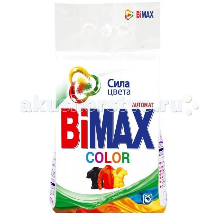 BiMax Стиральный порошок Сolor автомат 6 кг