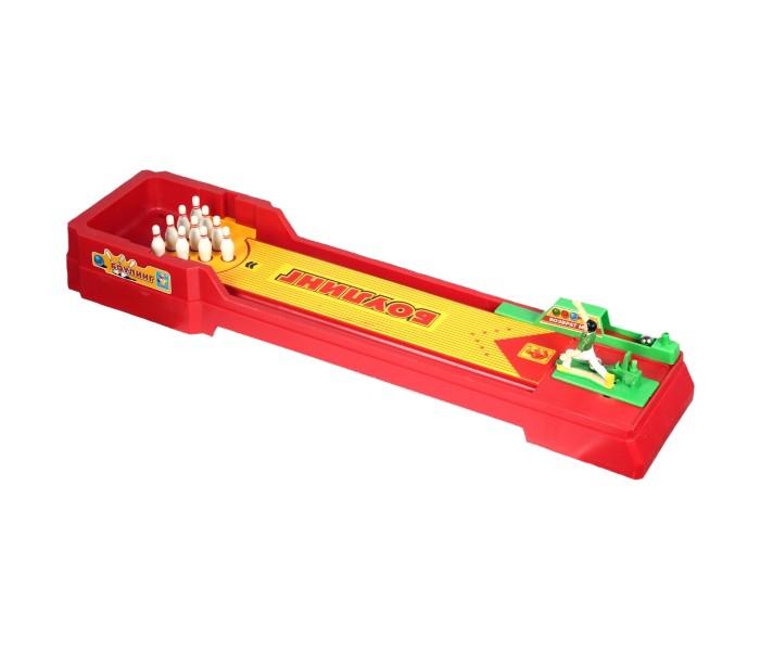 Настольные игры 1 Toy Настольная игра Боулинг