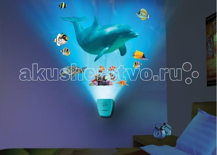 Uncle Milton Настенный проектор Путешествие с дельфином In My Room
