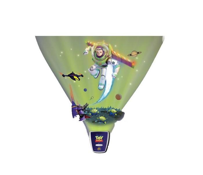 Uncle Milton Настенный проектор История игрушек Звездная команда In My Room DisneyНастенный проектор История игрушек Звездная команда In My Room DisneyИнтерактивный настенный проектор История игрушек. Звездная команда.  Проектор с уникальными звуковыми и световыми эффектами.   Требуется 3 батарейки типа АА. Батарейки входят в комплект. Возраст: 5+<br>