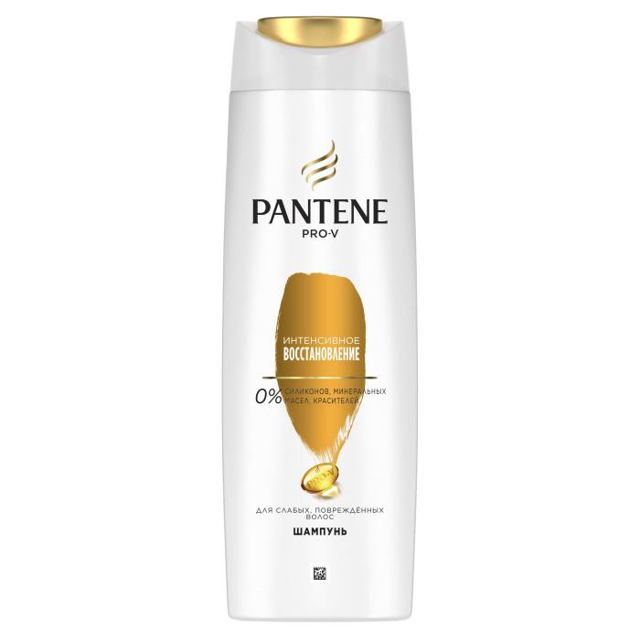 Косметика для мамы Pantene Шампунь Интенсивное восстановление для сухих и поврежденных волос 400 мл шампуни pantene шампунь интенсивное восстановление 250мл