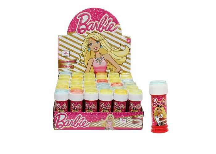 Мыльные пузыри 1 Toy Мыльные пузыри Barbie 50 мл T58660 мыльные пузыри формула 1 60 мл