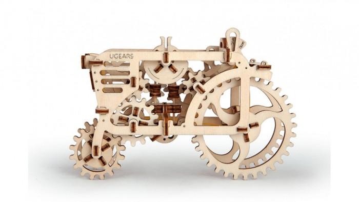 Полный привод на самодельный трактор 81