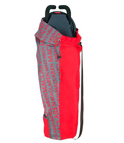 Аксессуары для колясок Maclaren Сумка-мешок для переноски коляски Maclaren Scarlett аксессуары для колясок altabebe сумка для коляски al1005