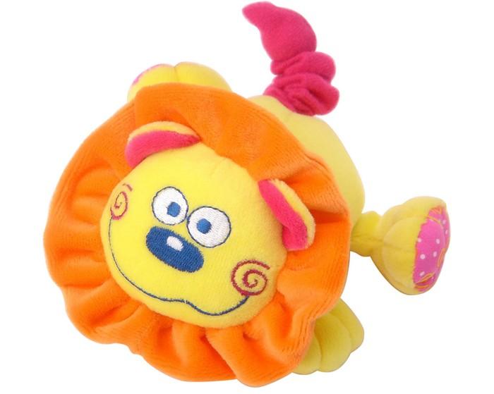 Мягкие игрушки Мир детства Львенок игрушки подвески amico развивающая игрушка подвеска львенок