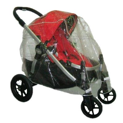Детские коляски , Дождевики Baby Jogger для модели City Mini 4Wheel арт: 16167 -  Дождевики