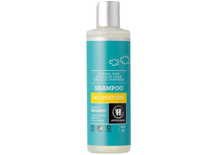 Косметика для мамы Urtekram Шампунь для нормальных волос без аромата 250 мл здоровье и красота шампунь для нормальных волос