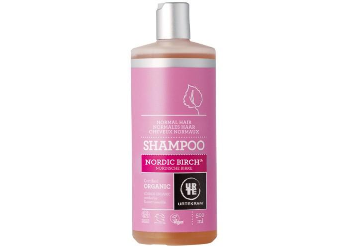 Фото - Косметика для мамы Urtekram Шампунь для нормальных волос Северная береза 500 мл шампунь korres алоэ и дикий бадьян 250 мл для нормальных волос