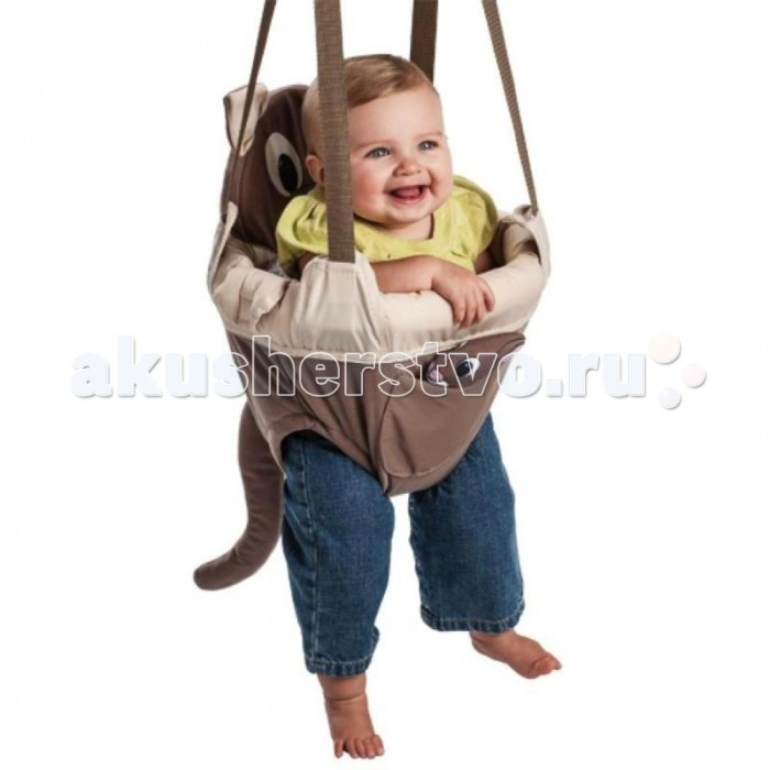 Прыгунки Evenflo Joey Jump Up Animal