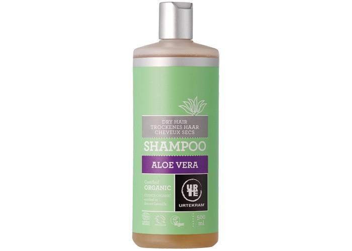 Косметика для мамы Urtekram Шампунь для сухих волос Алоэ Вера 500 мл сок алоэ вера aloe vera juice goodcare 500 мл
