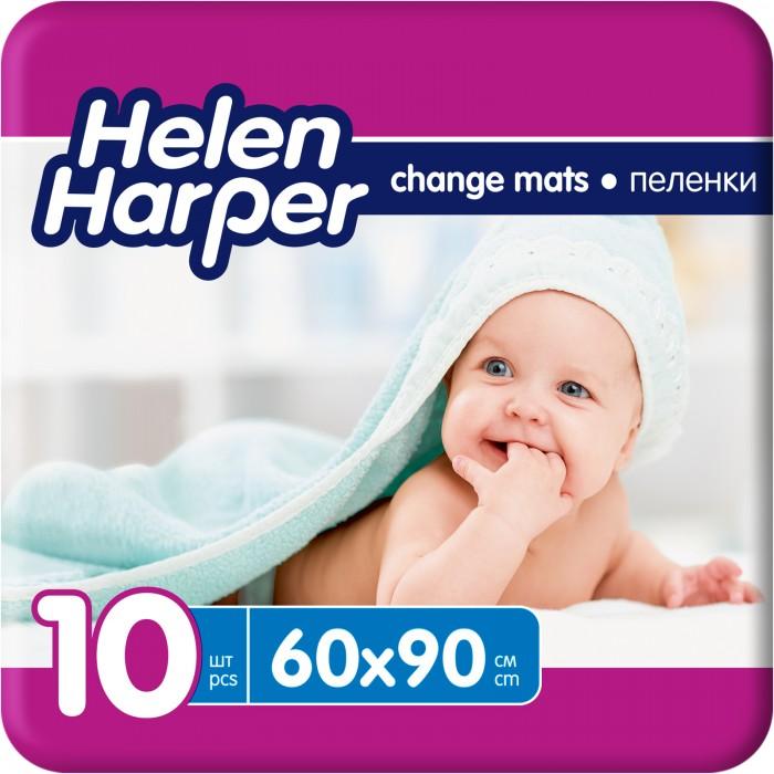 Купить Helen Harper Впитывающая пеленка 60x90 см 10 шт. в интернет магазине. Цены, фото, описания, характеристики, отзывы, обзоры