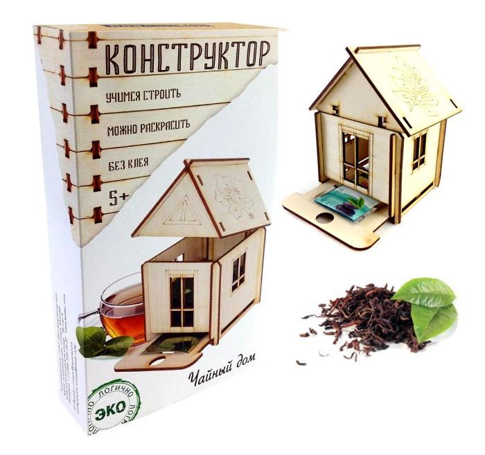 Конструкторы Model Toys Чайный дом деревянный конструкторы fanclastic конструктор fanclastic набор роботоводство