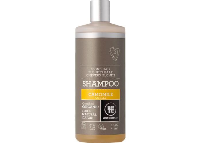 Купить Косметика для мамы, Urtekram Шампунь для светлых волос Ромашка 500 мл