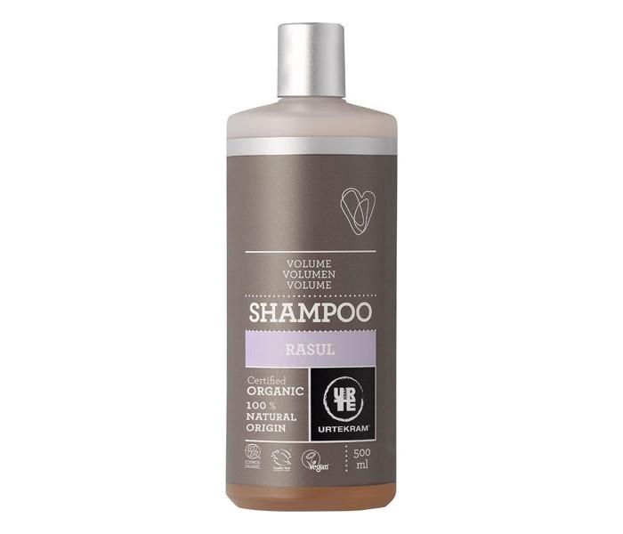 Косметика для мамы Urtekram Шампунь-объем для жирных волос с вулканической глиной Рассул 500 мл marlies moller specialist сухой шампунь придающий объем с шелком 4г
