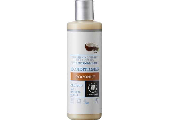 Косметика для мамы Urtekram Кондиционер для волос Кокос 250 мл hairjazz кондиционер для роста волос 250 мл