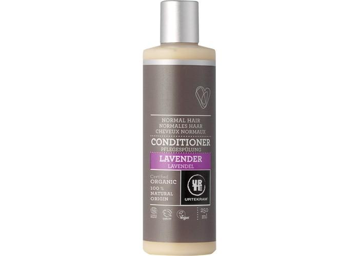 Косметика для мамы Urtekram Кондиционер для волос Лаванда 250 мл бомбочка для ванны лаванда