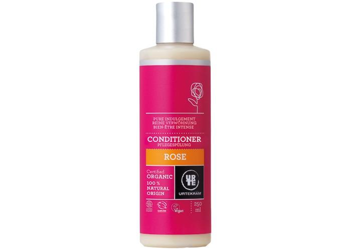 Косметика для мамы Urtekram Кондиционер для волос Роза 250 мл hairjazz кондиционер для роста волос 250 мл