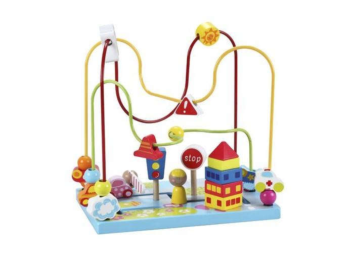 Деревянные игрушки Classic World Лабиринт Шоссе