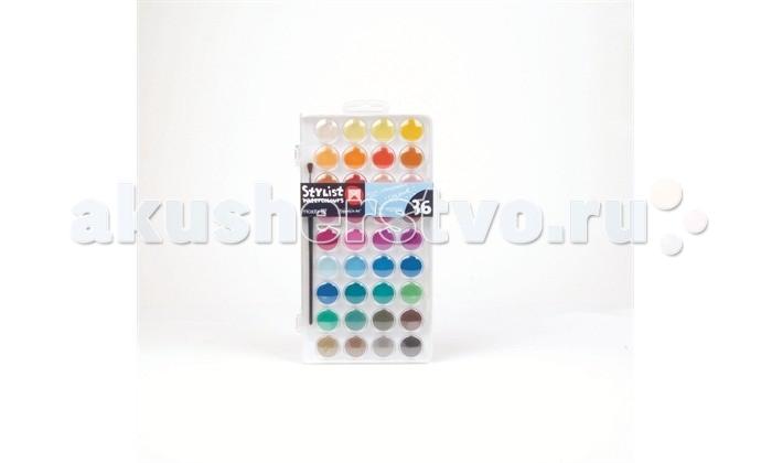 Micador Стильные акварельные краски 36 цветов