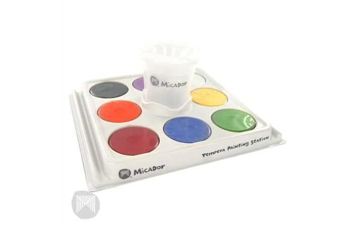 Развитие и школа , Краски Micador Удобный набор для рисования арт: 165176 -  Краски