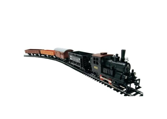 Купить Железные дороги, Mehano Western Train с ландшафтом