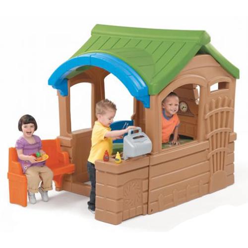 Step 2 Игровой домик Домик с грилем