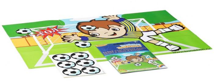 Настольные игры Bondibon Весёлые забавы: забей гол! настольные игры bondibon настольная игра весёлые забавы прикрепи хвост пони