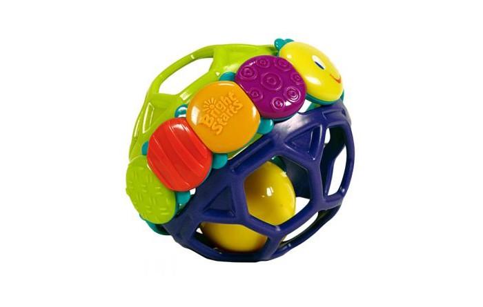 Развивающие игрушки Bright Starts Гибкий шарик гибкий карниз в спб