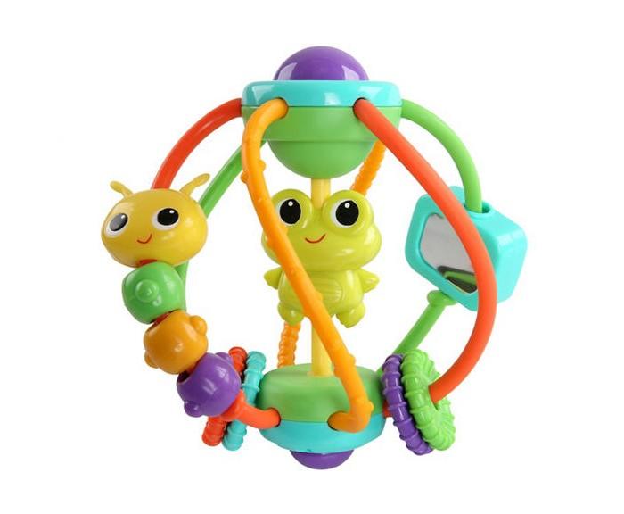 Развивающие игрушки Bright Starts Логический шар развивающие игрушки bright starts игривый щенок