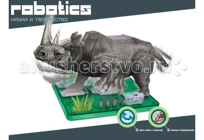 Amazing Научный опыт Носорог на батарейках