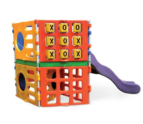 Xalingo Супер модульная системаСупер модульная системаМодульная игровая площадка в которой дети могут играть в активные и логические игры. - лабиринт для интересных и забавных игр, удобные стенки для скалолазанья не оставят детей равнодушными; - несколько вариантов монтажа; - при сборке следуйте прилагаемой инструкции; - товар сертифицирован.  Размер: Высота: 180 см Длина: 189 см Ширина: 440 см  Вес: 41.8 кг  Объем: 2.1 м3  Транспортная информация: Количество коробок: 2 Размеры 1 коробки: Высота: 112 см Длина: 69 см Ширина: 99 см  Размеры 2 коробки: Высота: 223 см Длина: 47 см Ширина: 69 см<br>