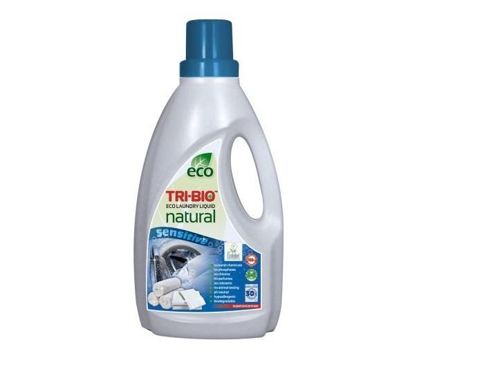Tri-Bio Натуральная Эко жидкость для стирки 1.42 л