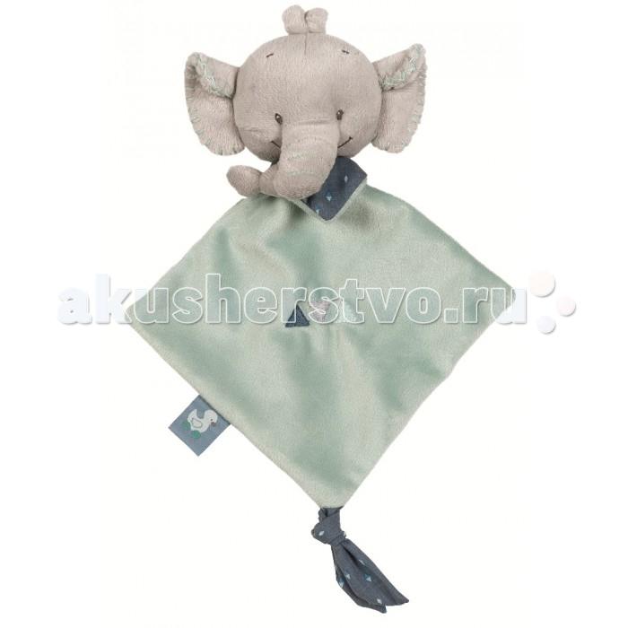 Комфортеры Nattou Doudou малая Jack, Jules & Nestor Слоник одежда для новорождённых