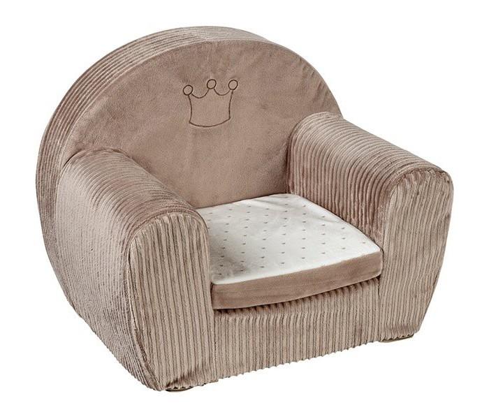 Мягкие кресла Nattou Мягкое кресло Max, Noa & Tom Собачка, Лошадка, Мишка