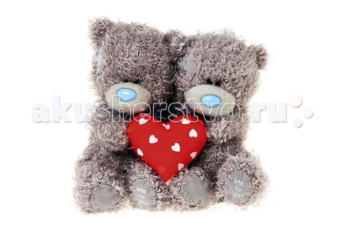 Me to You Мишка Тедди с сердцем 10 см 2 шт.