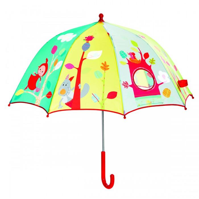 Купить Детский зонтик Lilliputiens Сказочный лес в интернет магазине. Цены, фото, описания, характеристики, отзывы, обзоры